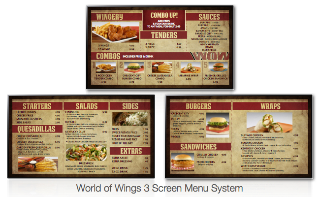 Digital Menu Board Gallery.005