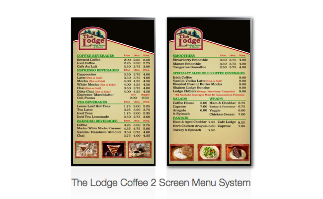 Digital Menu Board Gallery.008