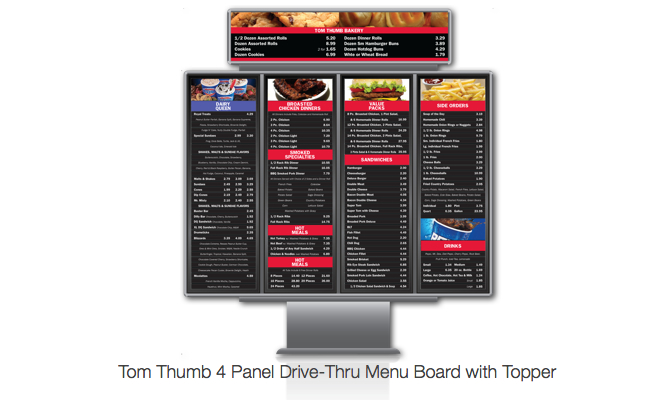 Drive Thru Menu Board Gallery.007
