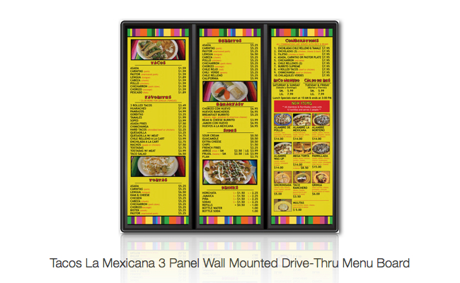 Drive Thru Menu Board Gallery.008