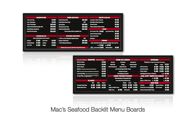 Indoor Menu Board Gallery.007