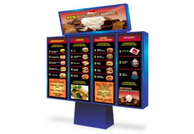 drive thru menu board toppers