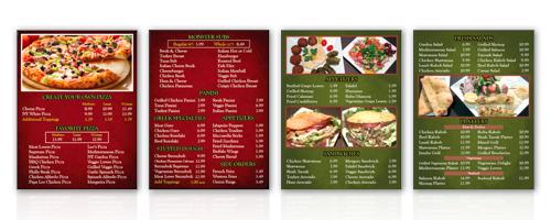 ultra value magnetic menu board series